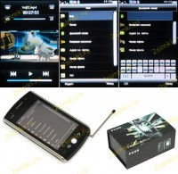 FLY-YING F035: 2SIM, GPS, WiFi, TV, JAVA